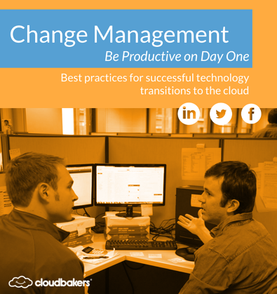 Change Management by Cloudbakers