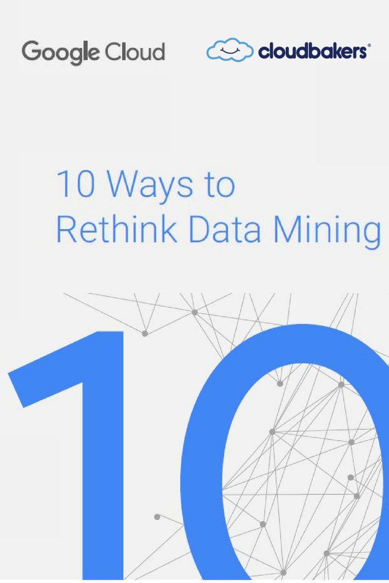 Rethinking Data Mining