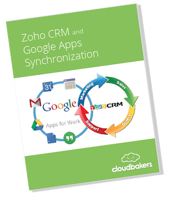 Zoho & Google Integration | Cloudbakers
