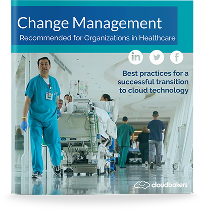 Image of Change Management ebook cover